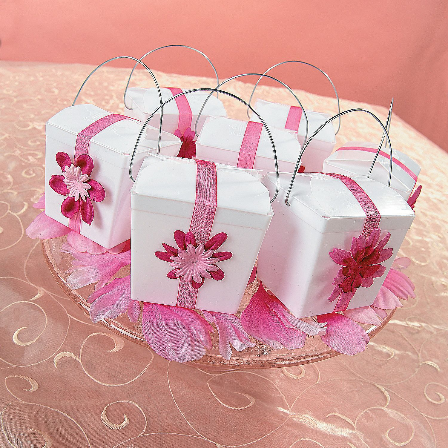 Decorated Takeout Box Project - OrientalTrading.com | A Wedding ...