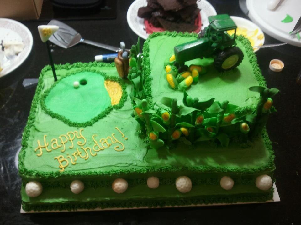 Grandpas Birthday Cake Cakes Pinterest Birthday cakes Cake
