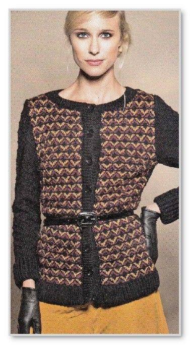 Вязание размер 50-52 для роскошных дам Pinterest