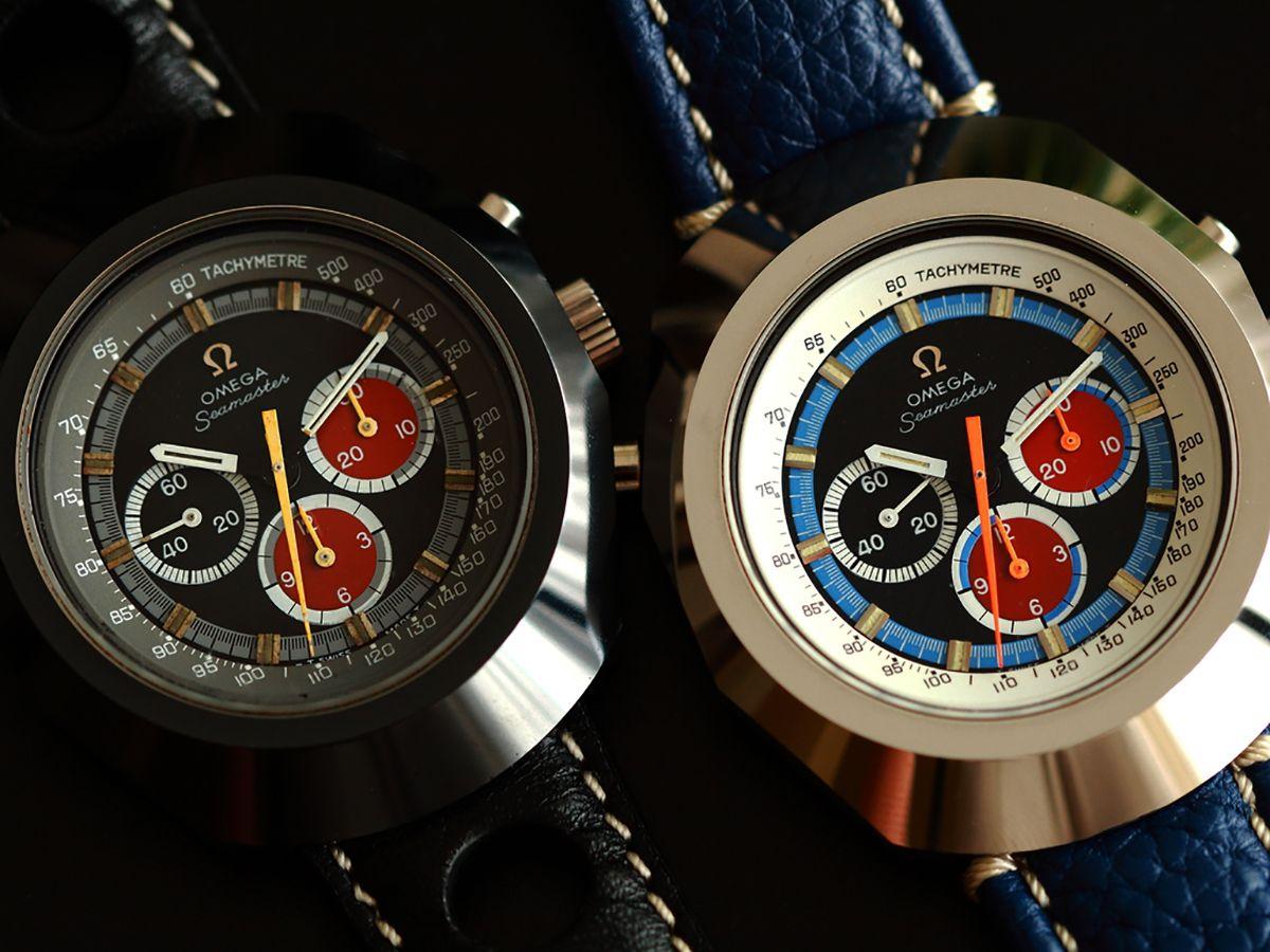 Watches & Pencils #7 – Omega Darth Vader (ST 145.0023 ...