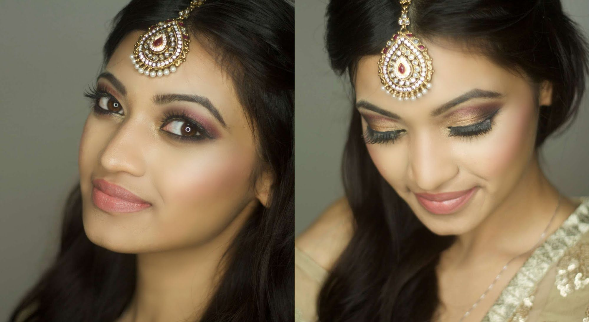 Indian / Bengali / Pakistani Bridal Makeup or Guest at