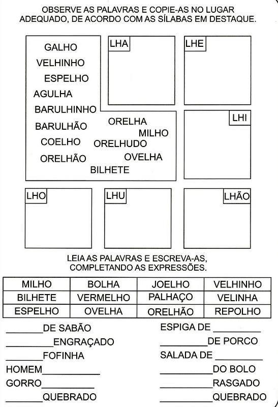 Pin De Magda Moreira Em Pre 2 Atividades De Alfabetizacao