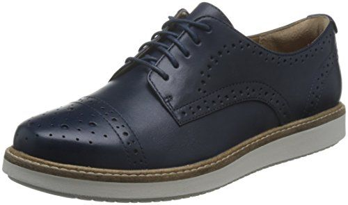 Clarks Women's Glick Shine Oxfords: Amazon.co.uk: Shoes & Bags