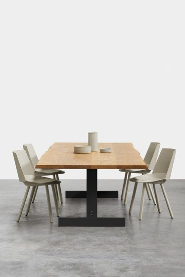 Kazimir Raw By E15 Restaurant Tables Dining Table Table