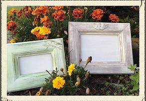 outdoor picture frame, cemetery picture frame, graveside ...
