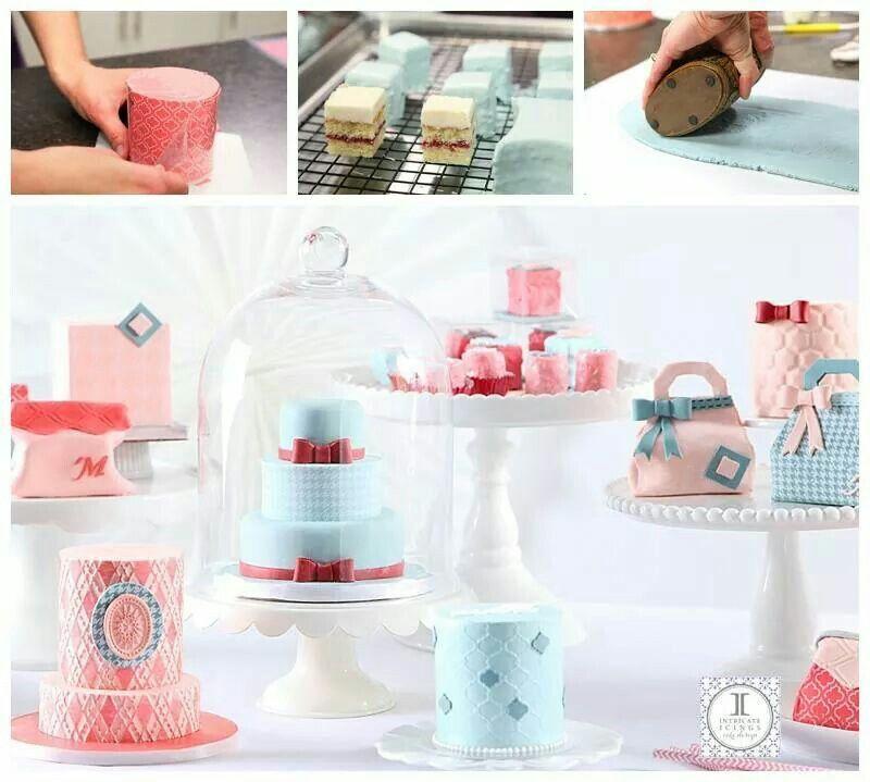 Miniature cake ideas and inspiration