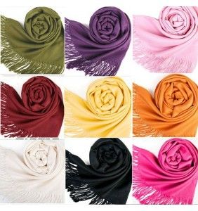 Soft Wrap Women's Scarf Or Shawl
