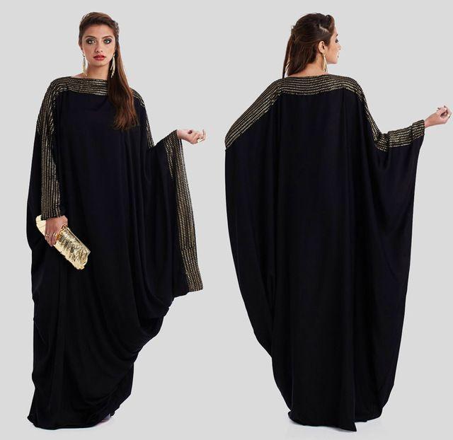 5207c3c3e9498 2016 women muslim black abaya in dubai latest arab ladies fashion ...