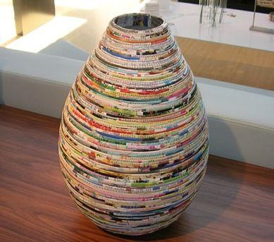 Reciclagem Na Decoracao De Casas E Ambientes Externos Com Imagens