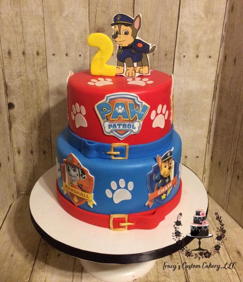 Custom Cakes (With images) Paw patrol cake, Cake, Custom