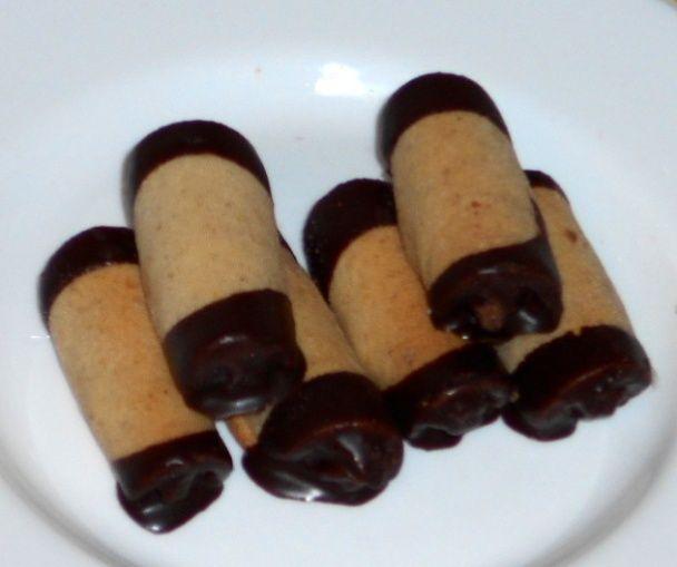 Orechové trubičky (fotorecept) - obrázok 5