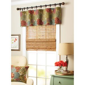 Better Homes And Gardens Mumsfield Valance Multi Color