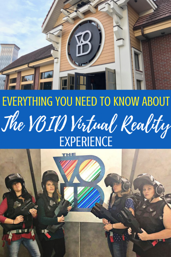 The VOID VR Disney california adventure, Disney tips