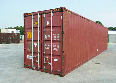40 Foot High Cube Storage Container Cargo Container Containers For Sale Shipping Container