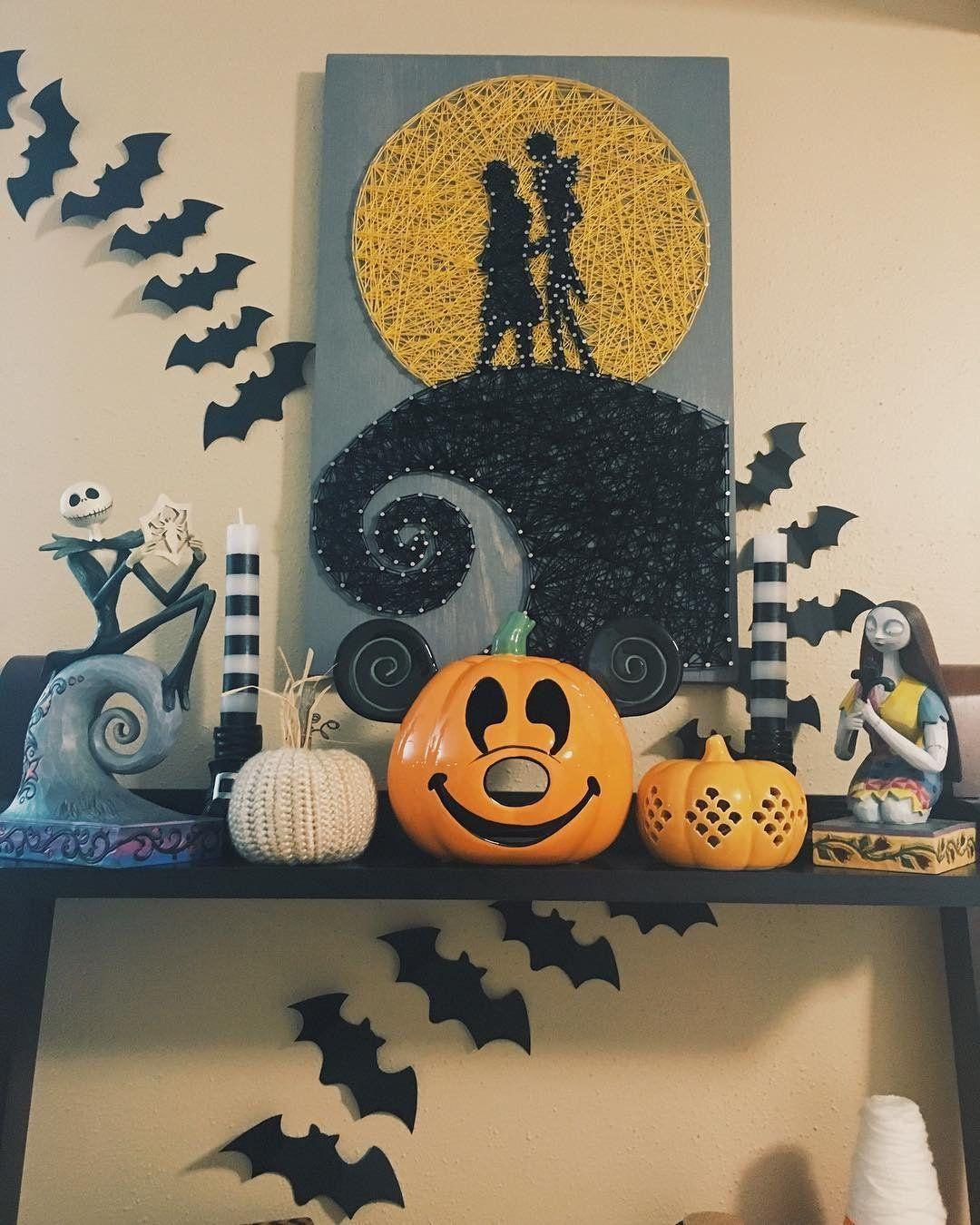 Halloween Disney Decorating Ideas Popsugar Home Disney Decor Disney Halloween Decorations Halloween Home Decor