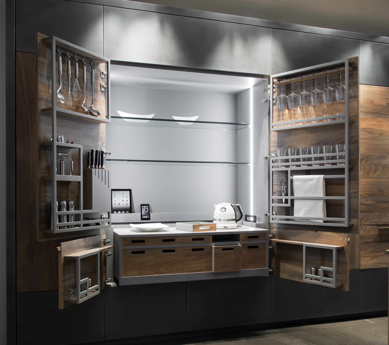 Unidad de cocina para uso profesional CHEF DE CUISINE by TONCELLI ...