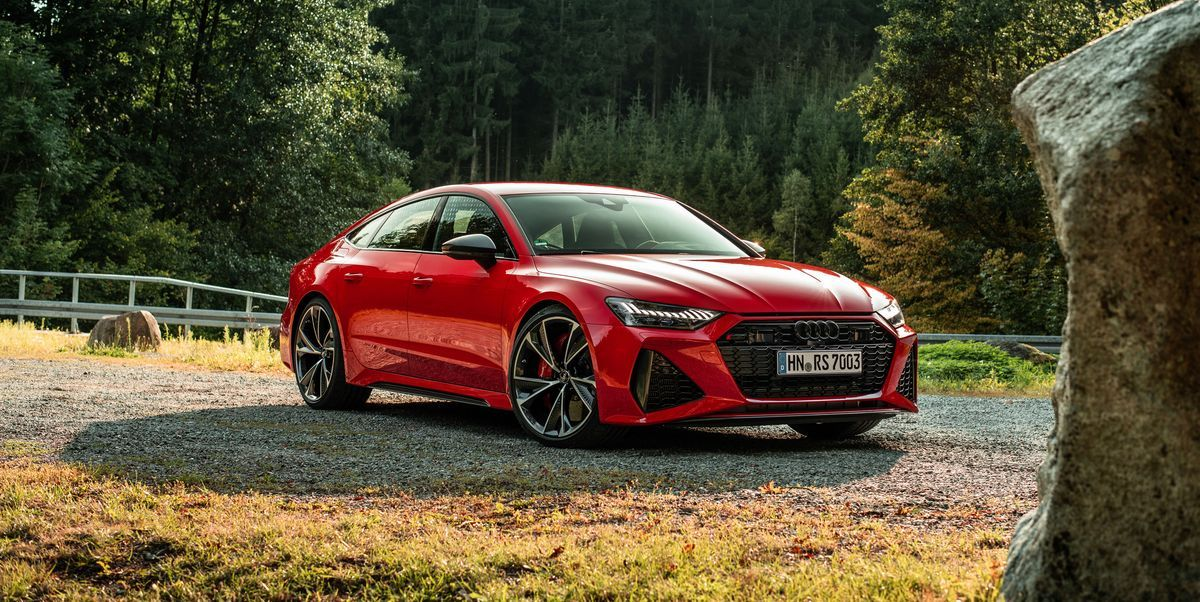 View Photos Of The 2020 Audi Rs7 Sportback Audi Rs7 Sportback Rs7 Sportback 2020 Audi