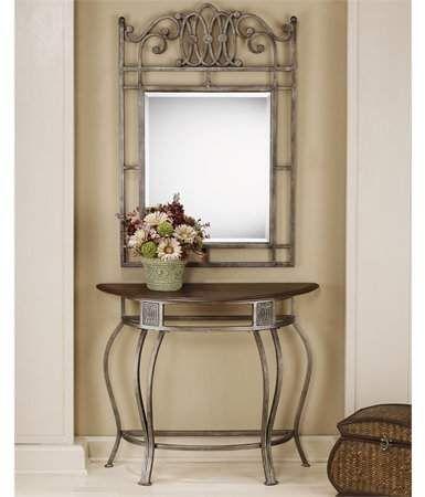 Hillsdale Furniture Montello Console Table Decor Pinterest