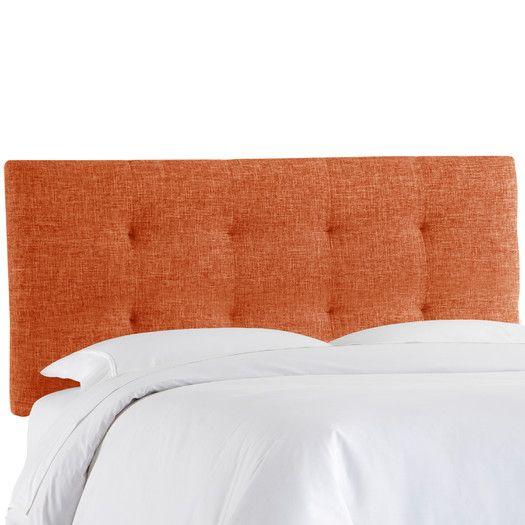 Best Skyline Furniture Tufted Upholstered Headboard Allmodern 640 x 480