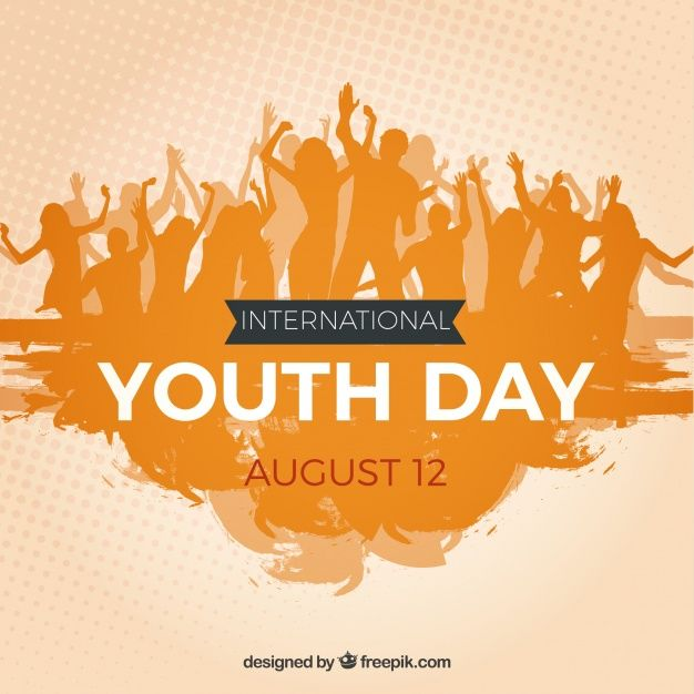 Pin On International Youth Day 2020