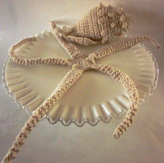 etsy crochet starfish earrings   Decorative Crochet ...