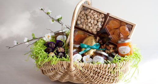 Basket w/goodies