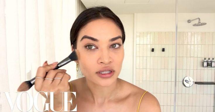 Shanina Shaik's Guide to Summer Skin Healing   Beauty Secrets   Fashion   - Styles For A While -