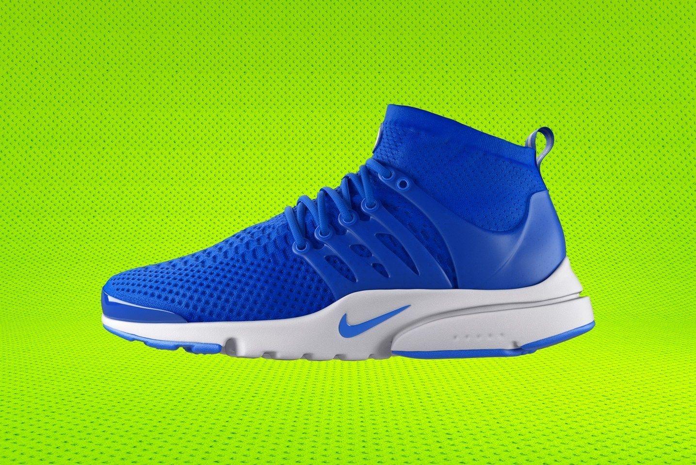 Nike Air Presto Ultra Flyknit 全新鞋款:EST STORE