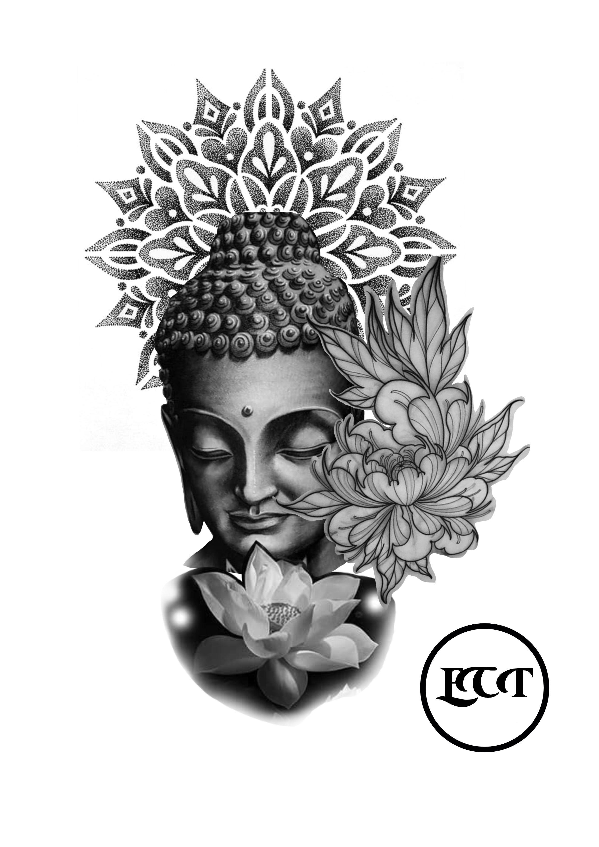 Pin By Taylor Sengpraseut On Tattoos And Piercings In 2020 Buddhist Tattoo Buddha Tattoo Design Buddha Tattoo Sleeve