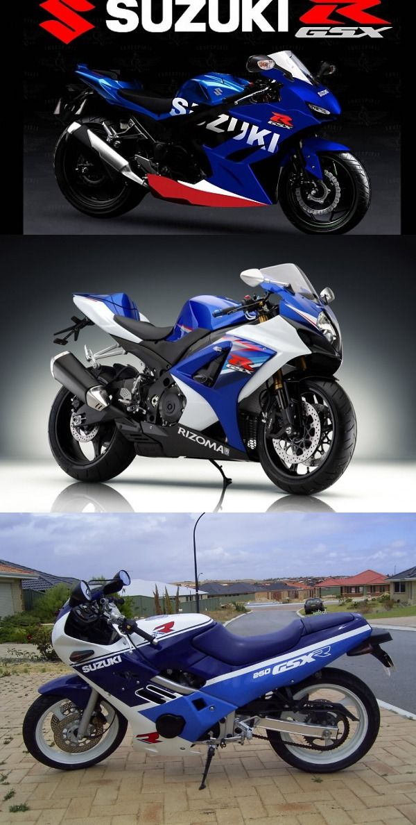 Suzuki Unveils Another 250cc Machine Titled Gsx R250 Suzuki