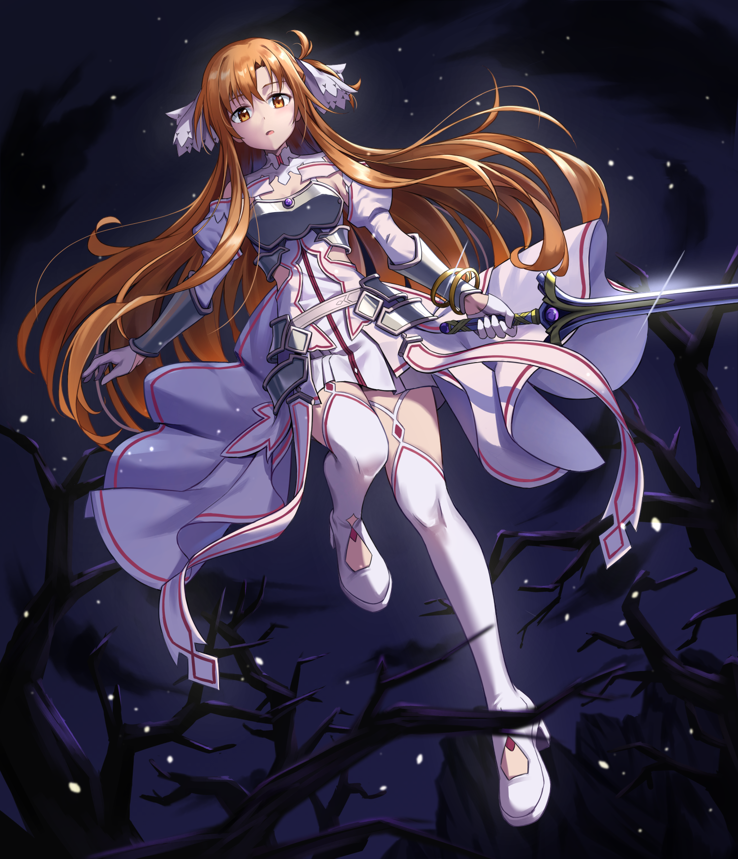 Pin by Joud on Asuna Yuuki (With images) Sword art