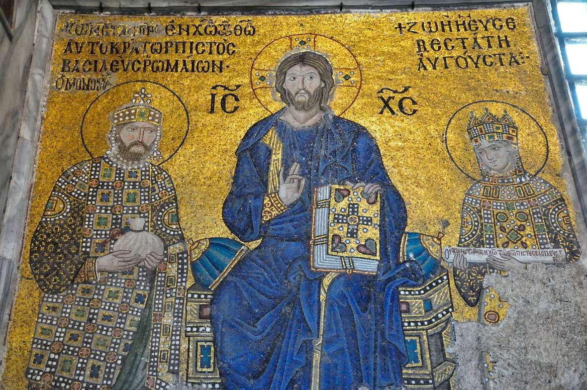 And Then They Came To The Holy City Of Byzantium Haghia Sophia 3 Hagia Sophia Istanbul Bags Of Coins