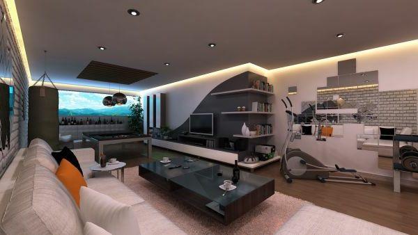 Luxus Wohnzimmer einrichten beleuchtung Beleuchtung innen - luxus wohnzimmer einrichtung modern