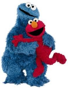 Cookie Monster And Elmo Are Hopping The Pond To Film Furchester