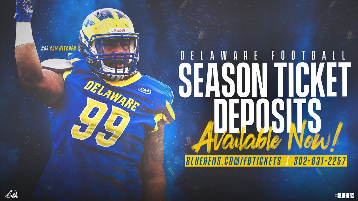 Delaware in 2020 Sports design, College athletics