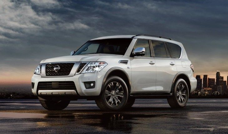 The 2019 Nissan Armada Model Overview, Capability, and