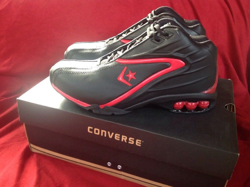 various colors 881be e05c2 Converse DWYANE WADE WARRIOR 1 2003 Basketball Shoes Size 10.5 RARE NEW IN  BOX!   eBay