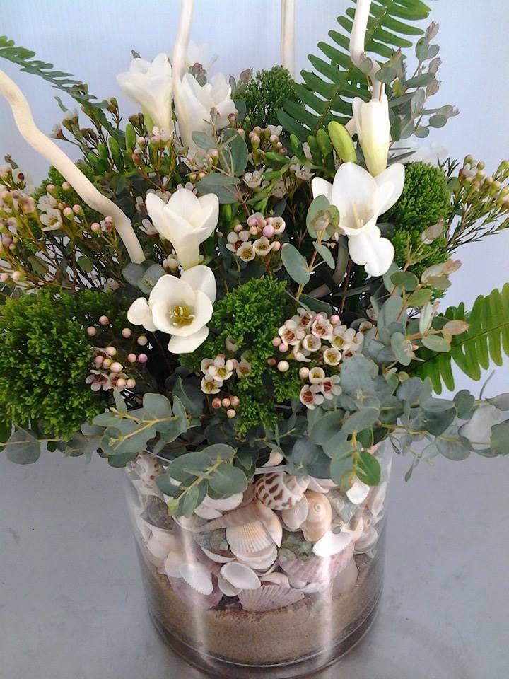 Seaside Splendor Www Forgetmenotfloristri Com Flower