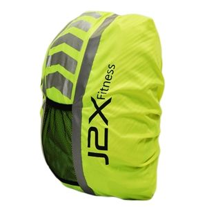 8aa54466f J2X Fitness High Visibility Hi Viz Rucksack Backpack Waterproof ...