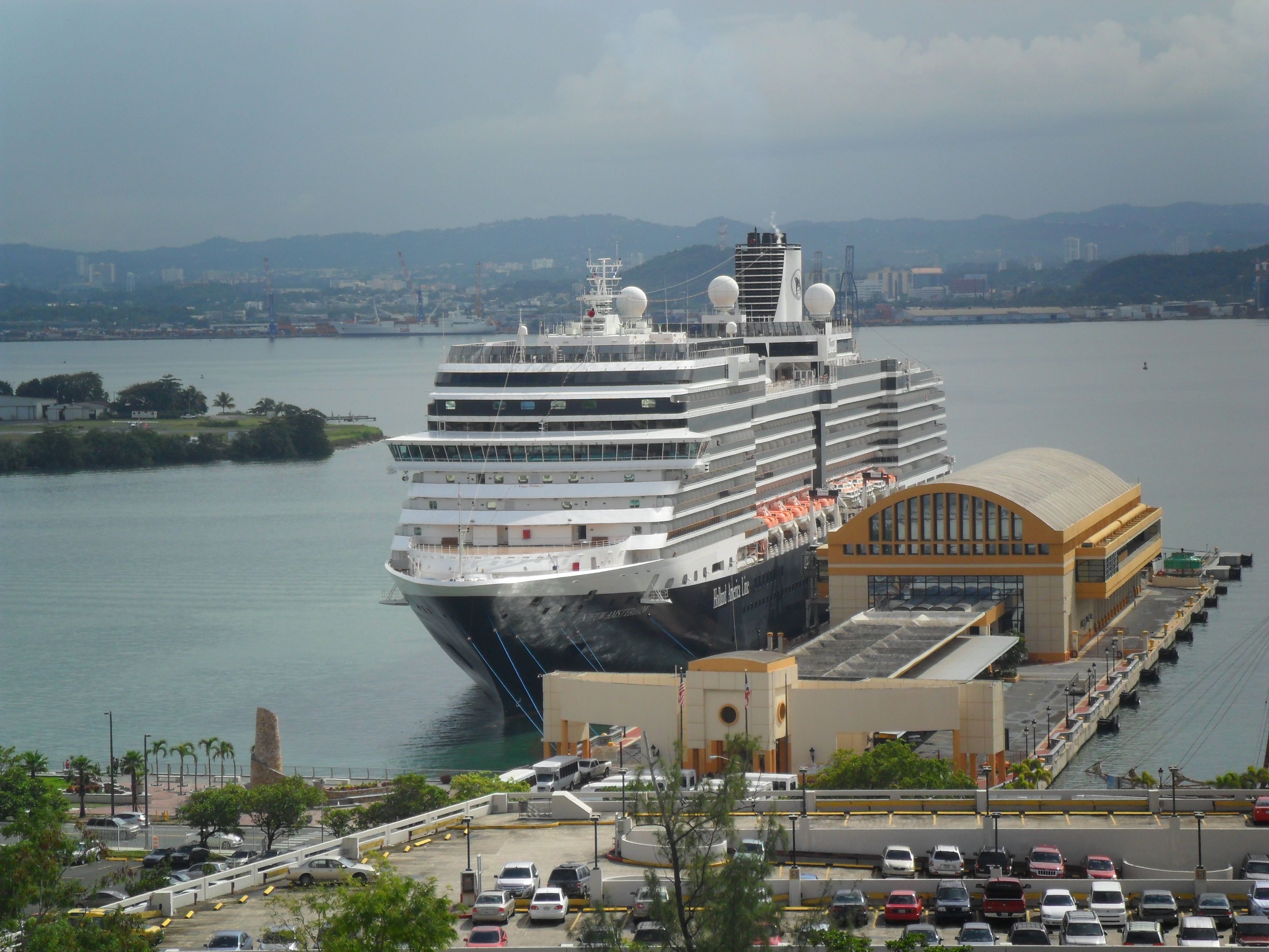 Nieuw Amsterdam Cruise Ship I need a vacation. What about you? Check out http://ezetravel.net