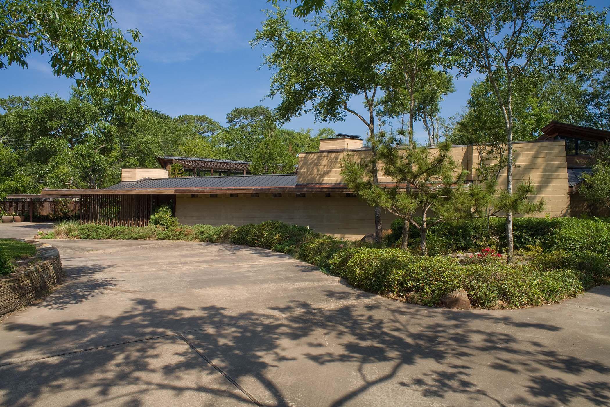 Nice William L. Thaxton Jr. House, Houston TX (1954 55)  