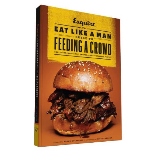 Eat Like A Man Cookbook In 2019