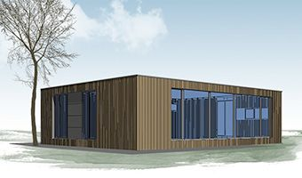 Neues Wohnen Im Cubig Designhaus Minihaus Hauser Pinterest