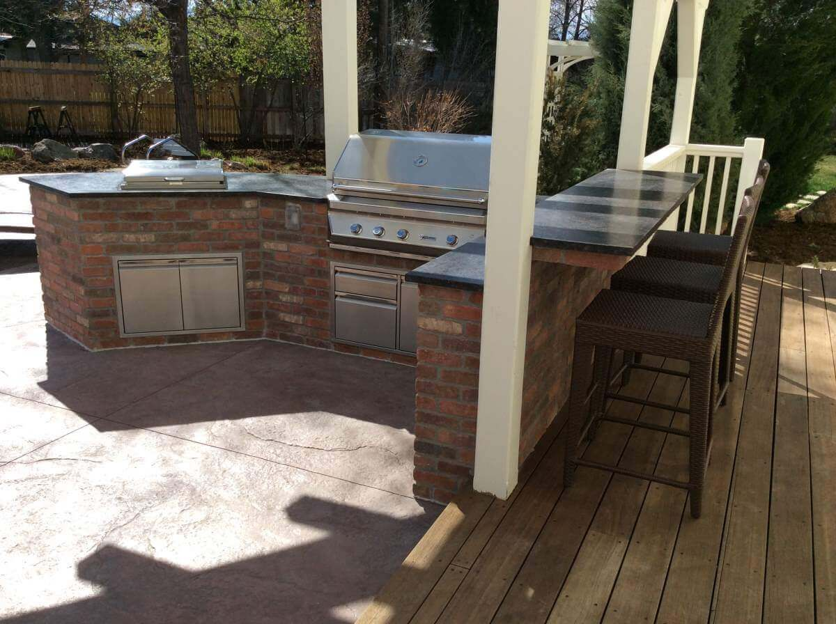10 Outdoor Kitchen Island Ideas 2020 The Add On In 2020 Outdoor Kitchen Island Outdoor Kitchen Outdoor Island