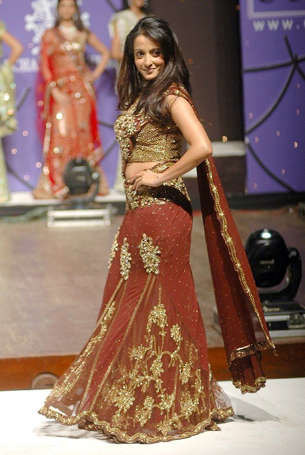 Fashion and you lehenga saree 25