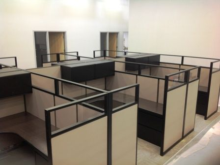 Remanufactured 8X8 Cubicles