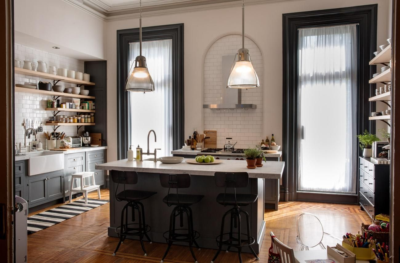 A Kitchen From The Movie The Intern Home Kitchens Home Dream Decor