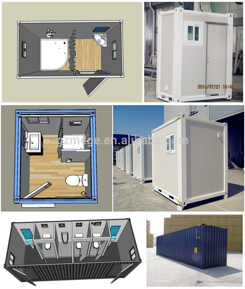 10foot 20foot Mobile Toilet For Festival Or Wedding View Mobile
