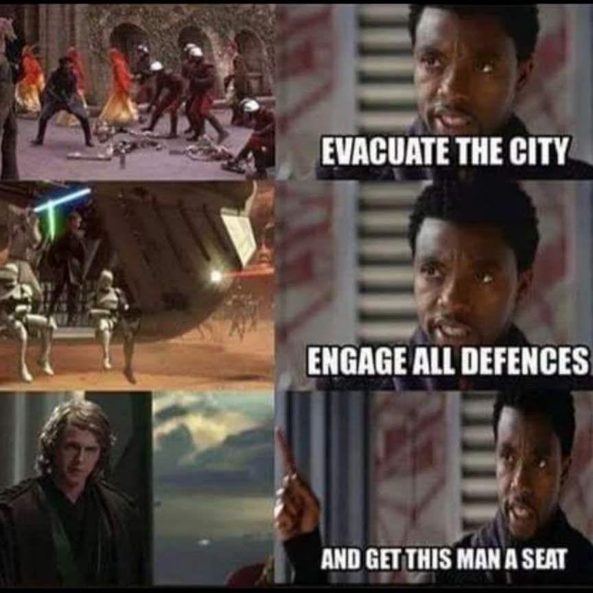Disney Civil War 20 Hilarious Star Wars Vs Mcu Memes Cbr Star Wars Humor Star Wars Memes Star Wars Jokes