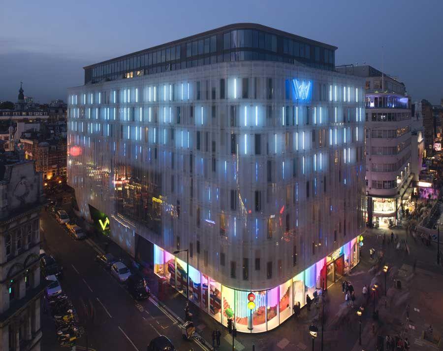 w hotel google 検索 tech hospitality ideas pinterest building